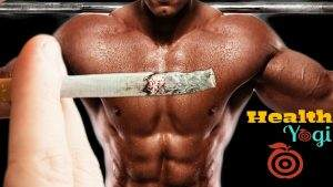 How smoking a cigarette after gym affects on your health