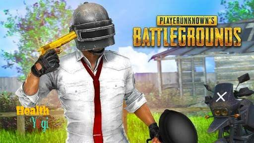 """Effect of PUBG game on your health 