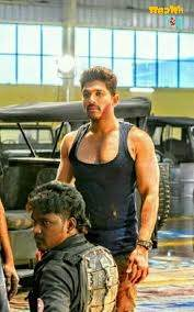 Allu Arjun workout routine and diet plan