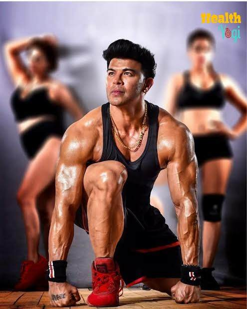 Sahil Khan Exercise
