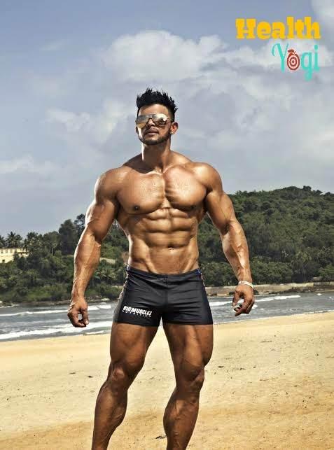 Sahil Khan Diet Plan