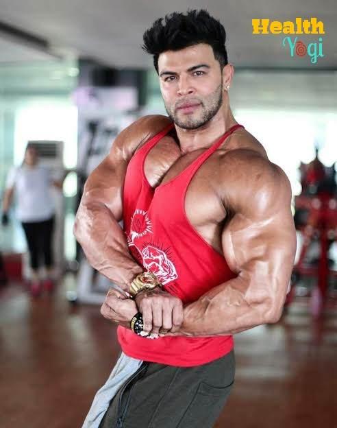 Sahil Khan Workout