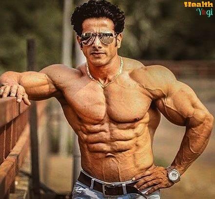 Bodybuilder Suhas Khamkar Workout routine and diet plan HD Photo