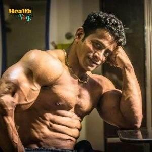 Bodybuilder Suhas Khamkar Diet Plan