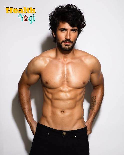 Aditya Seal Workout Routine and Diet Plan