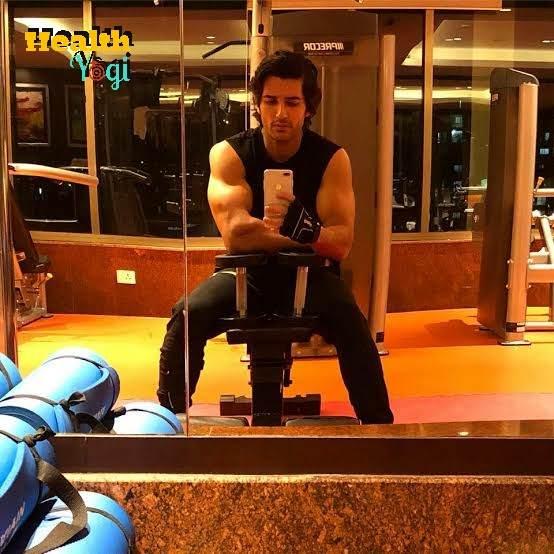 Aditya Seal Exercise