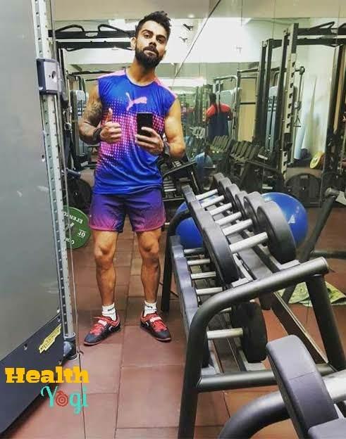 Virat Kohli Workout , Exercise, Fitness, Gym, Abs