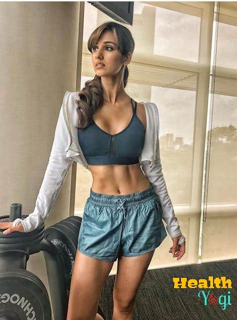 Disha Patani Abs Workout