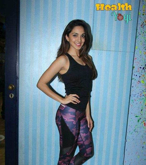 Kiara Advani Workout Routine