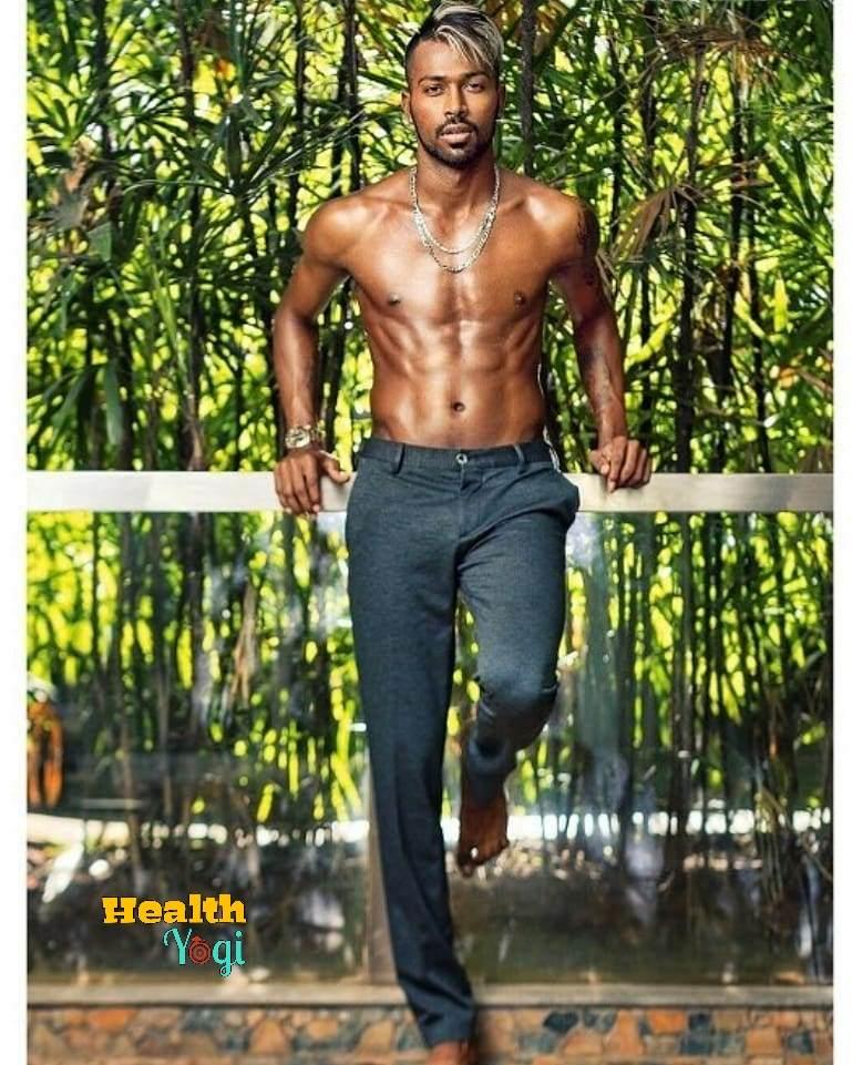 Hardik Pandya Workout Routine