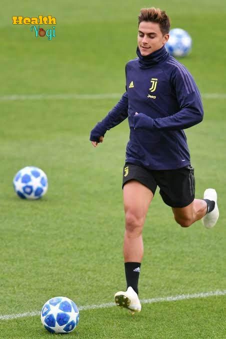 Paulo Dybala Workout