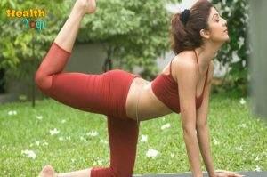 Shilpa Shetty Yoga HD Photo