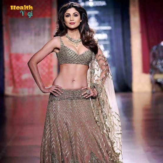 Shilpa Shetty Workout Routine and Diet Plan