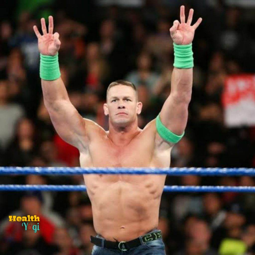 John Cena Workout Routine And Diet Plan