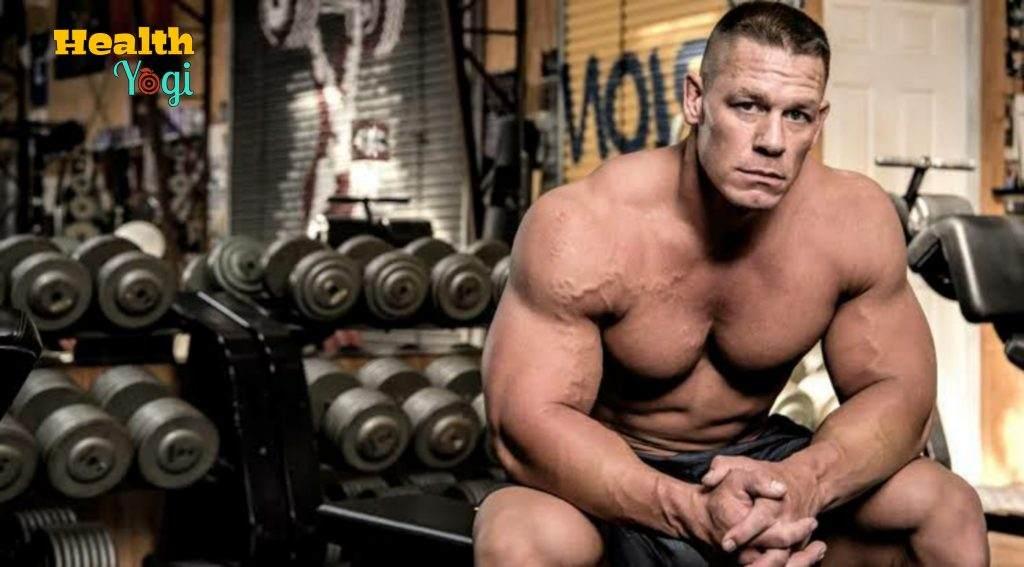 John Cena Workout Exercise Plan