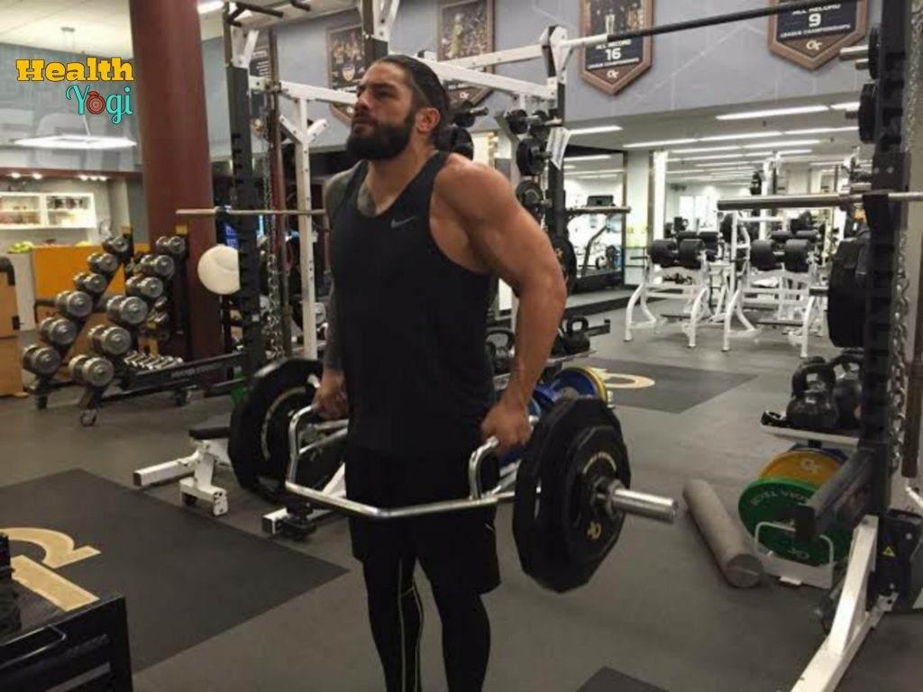 Roman Reigns Workout