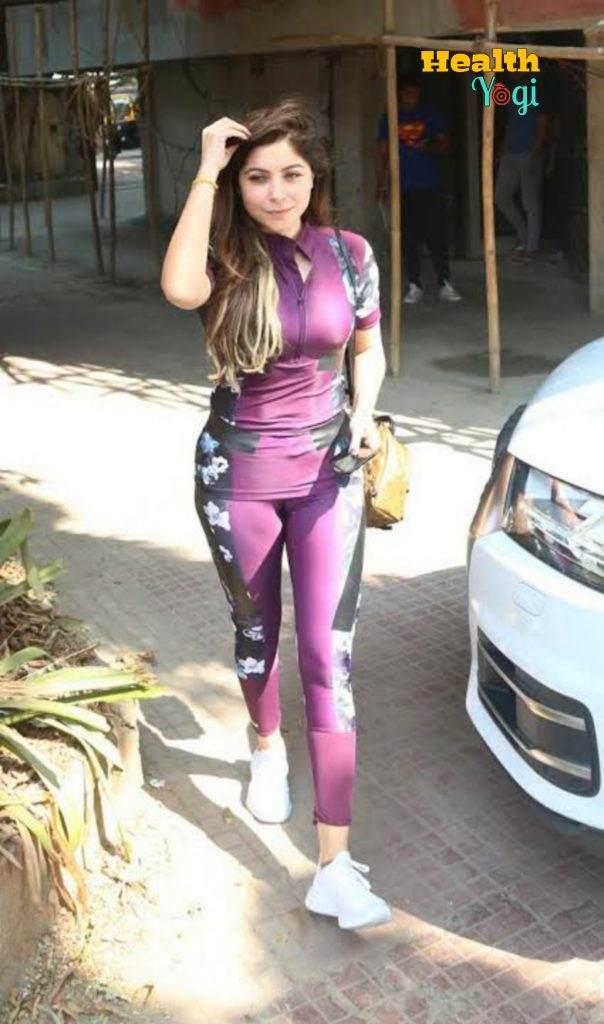 Kanika Kapoor Workout Routine