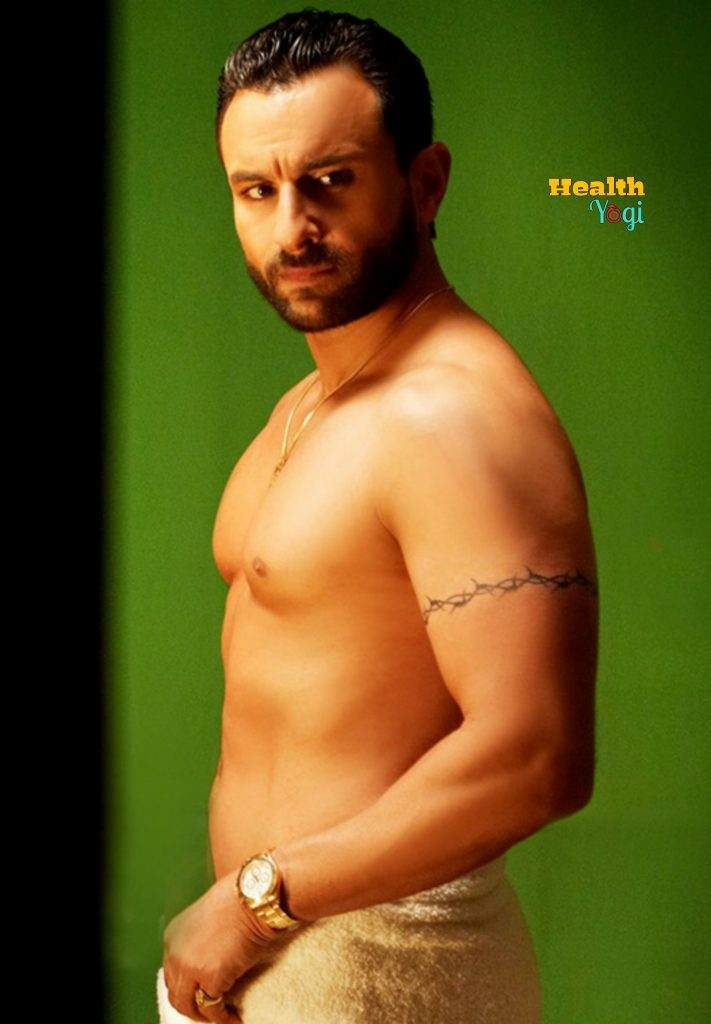Saif Ali Khan Diet Plan