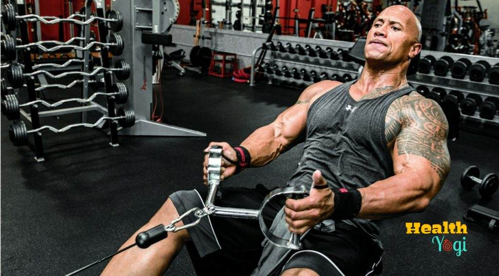 Rock Dwayne Johnson Workout Routine