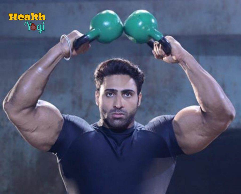 Varinder Singh Ghuman Diet Plan and Workout Routine