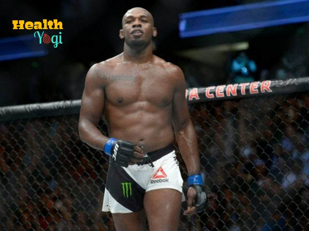 Jon Jones Exercise Routine