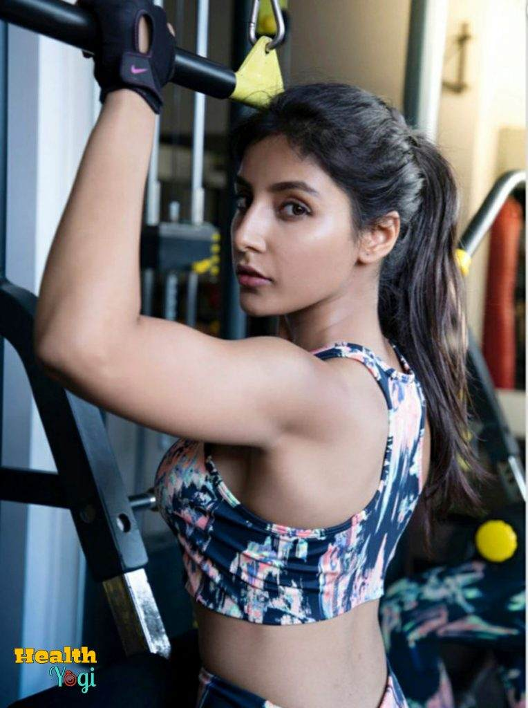 Harshita Gaur workout and diet plan