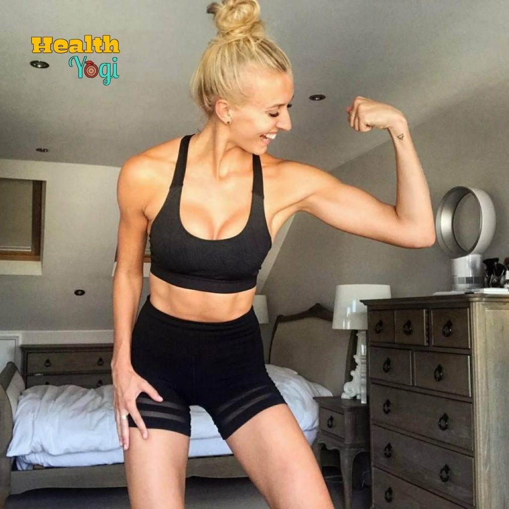 Zanna Van Dijk Diet Plan