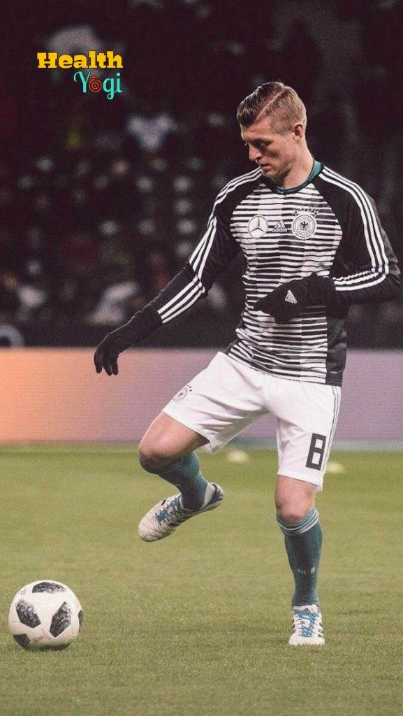 Toni Kroos Workout Routine and Diet Plan