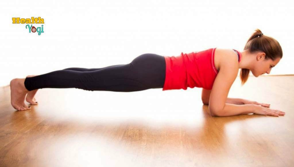 Plank: Best Yoga Poses To Lose Weight in 10 Days