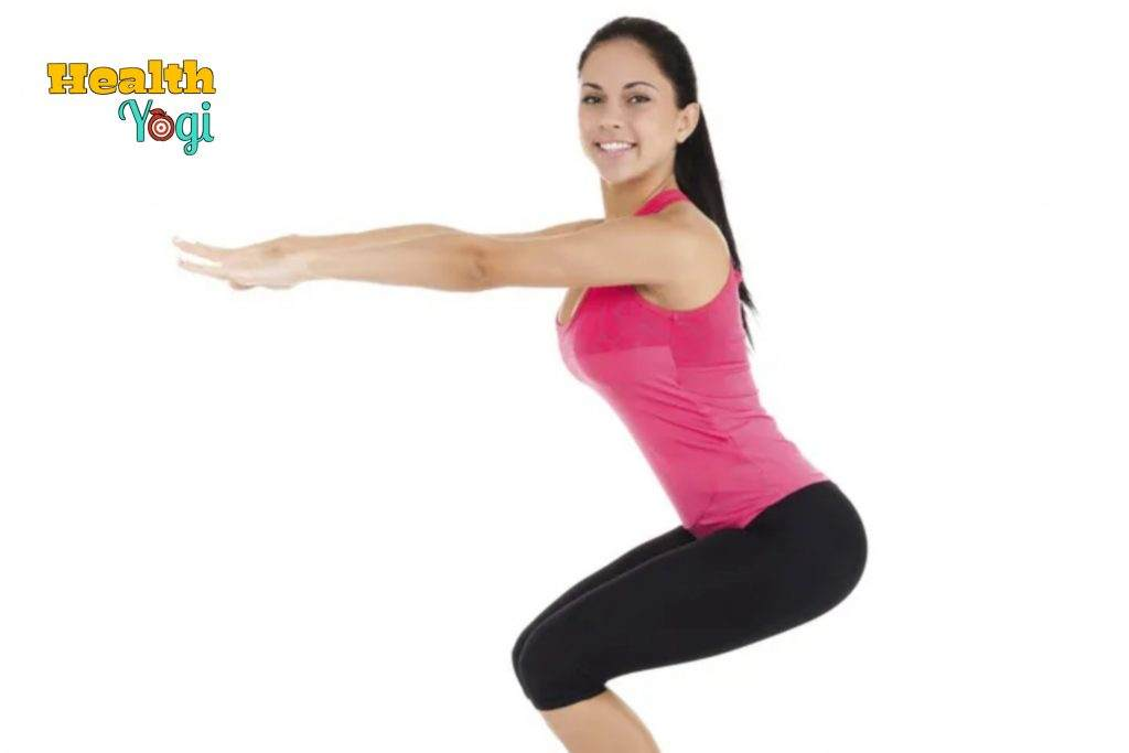 CHAIR POSE: Best Yoga Poses To Lose Weight in 10 Days