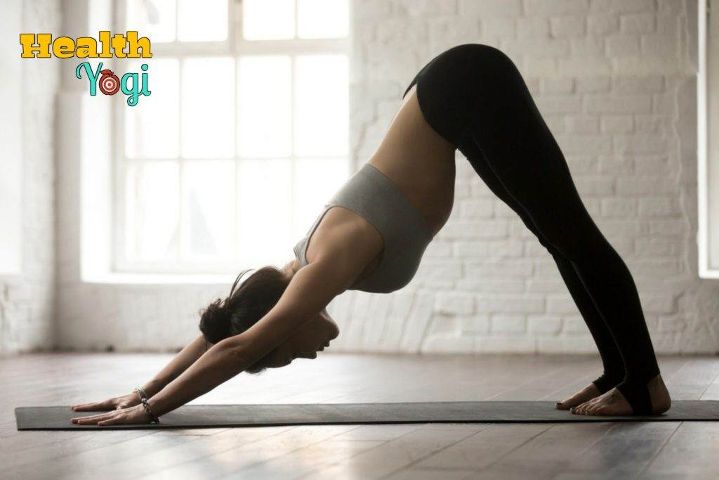 DOWNWARD-FACING DOG: Best Yoga Poses To Lose Weight in 10 Days