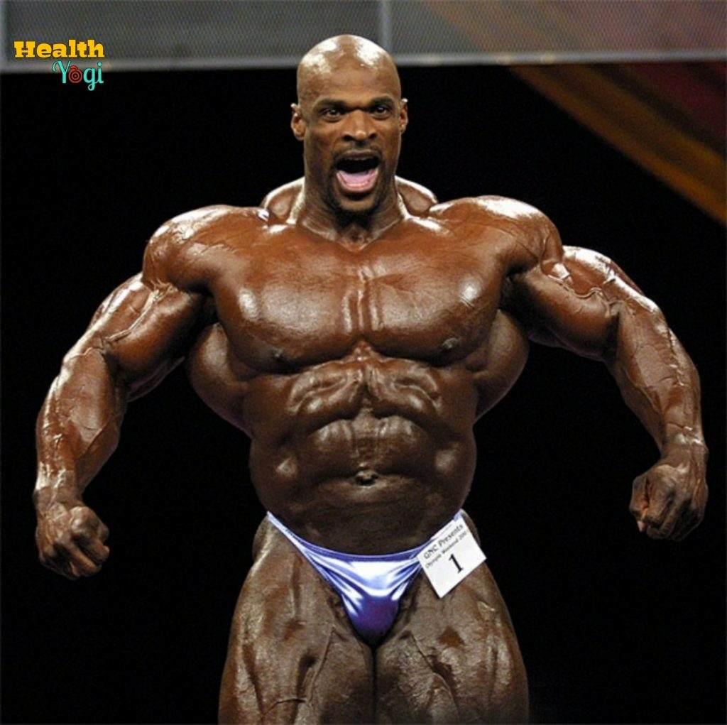 Ronnie Coleman bodybuilder HD Photo