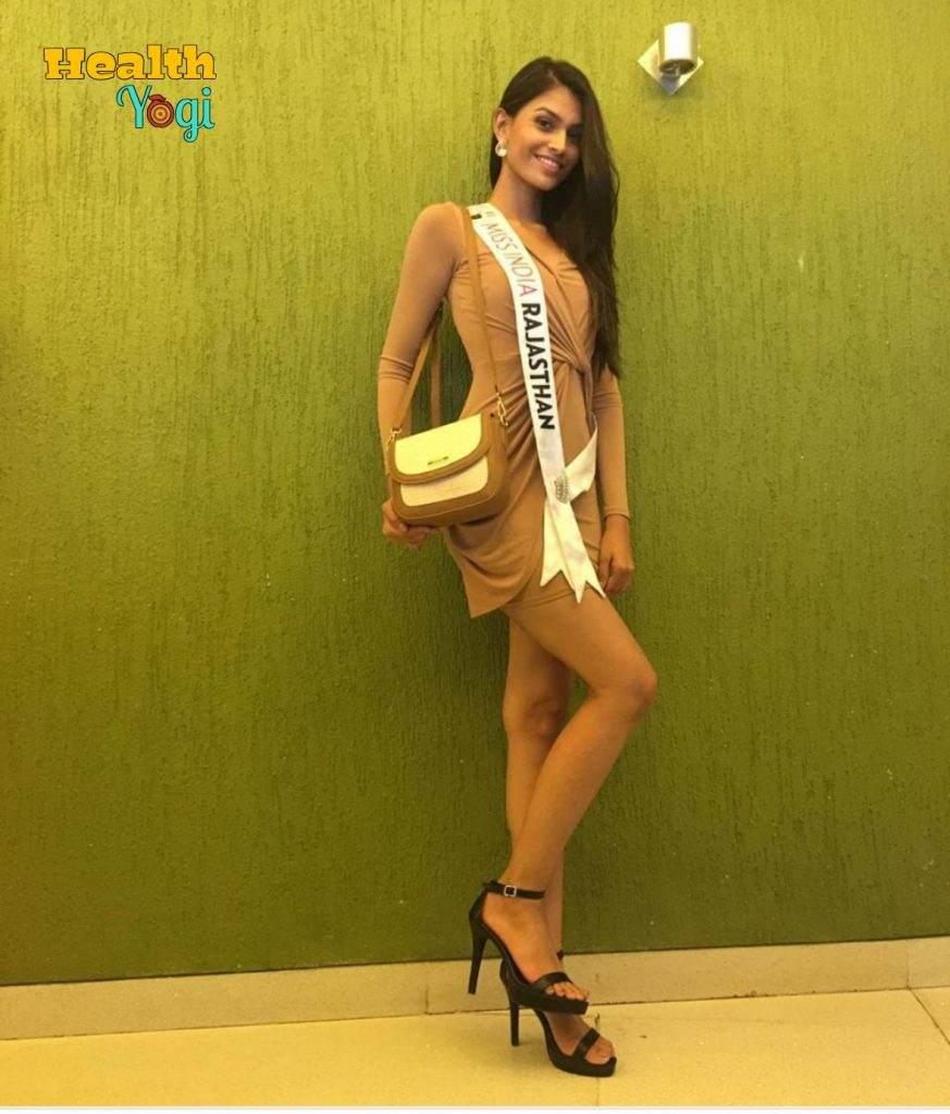 Suman Rao miss india 2019 photo