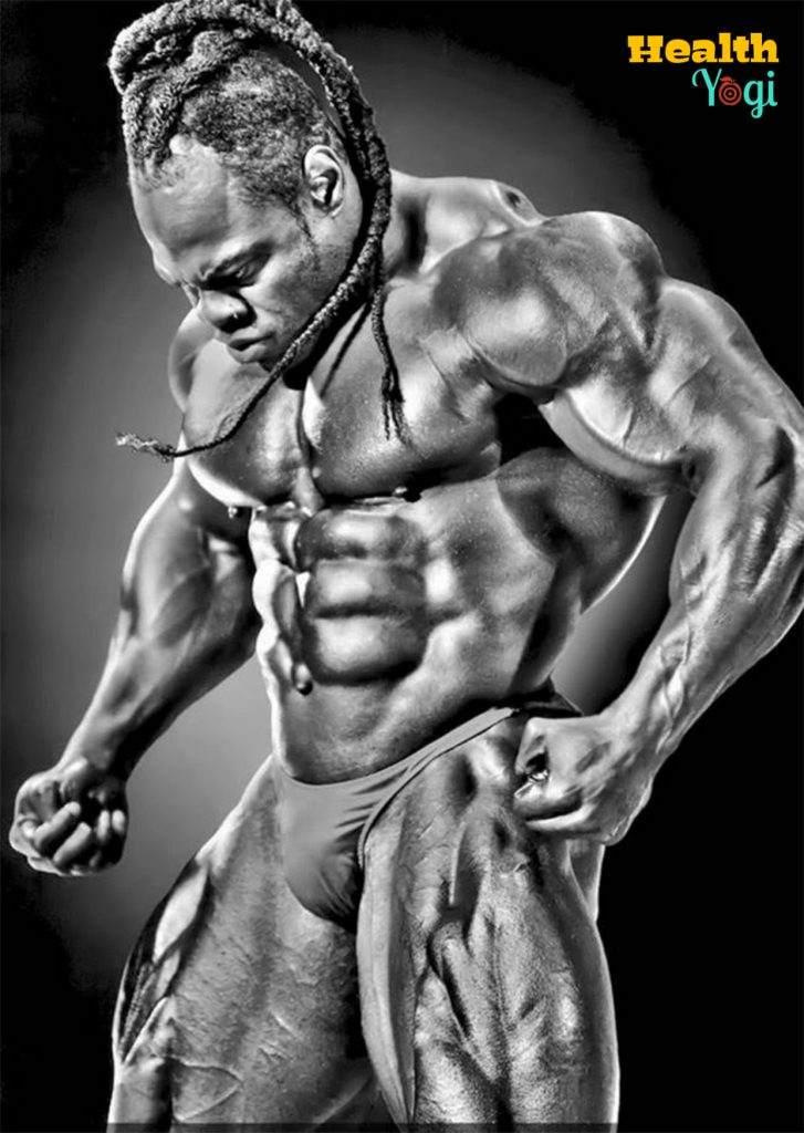 Kai Greene bodybuilding HD photos