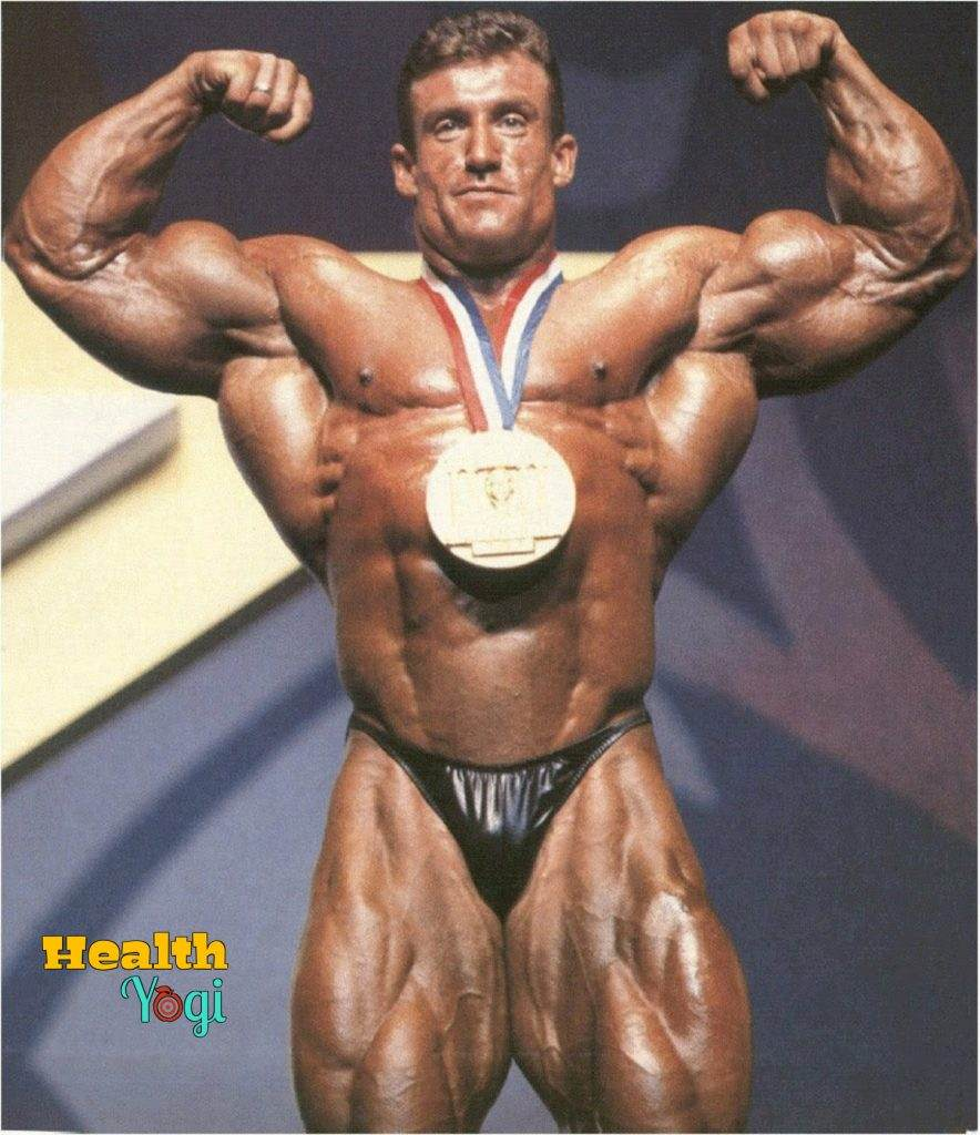 Dorian Yates body HD Photo
