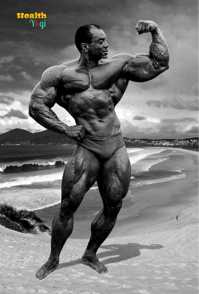 Sergio Oliva bodybuilder HD Photo