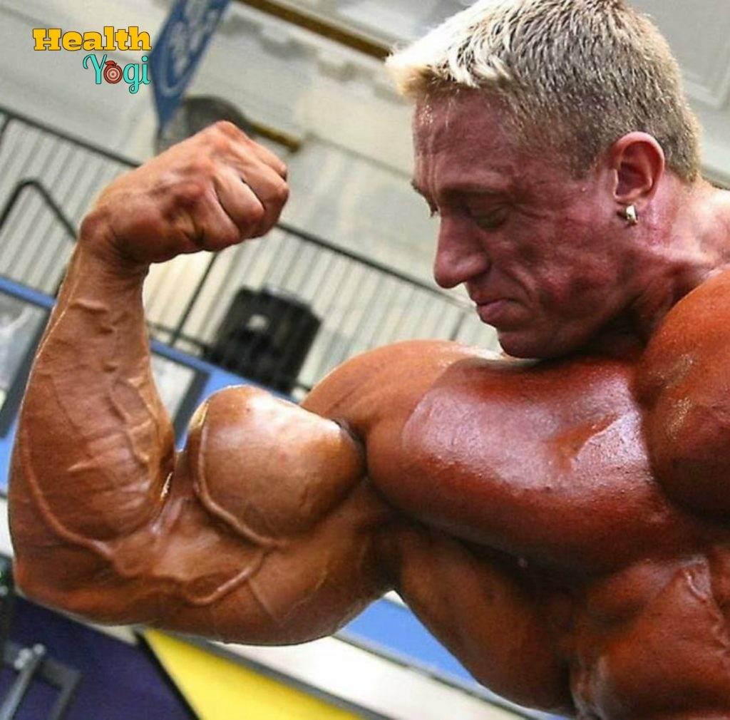 Sergio Oliva biceps HD Photo