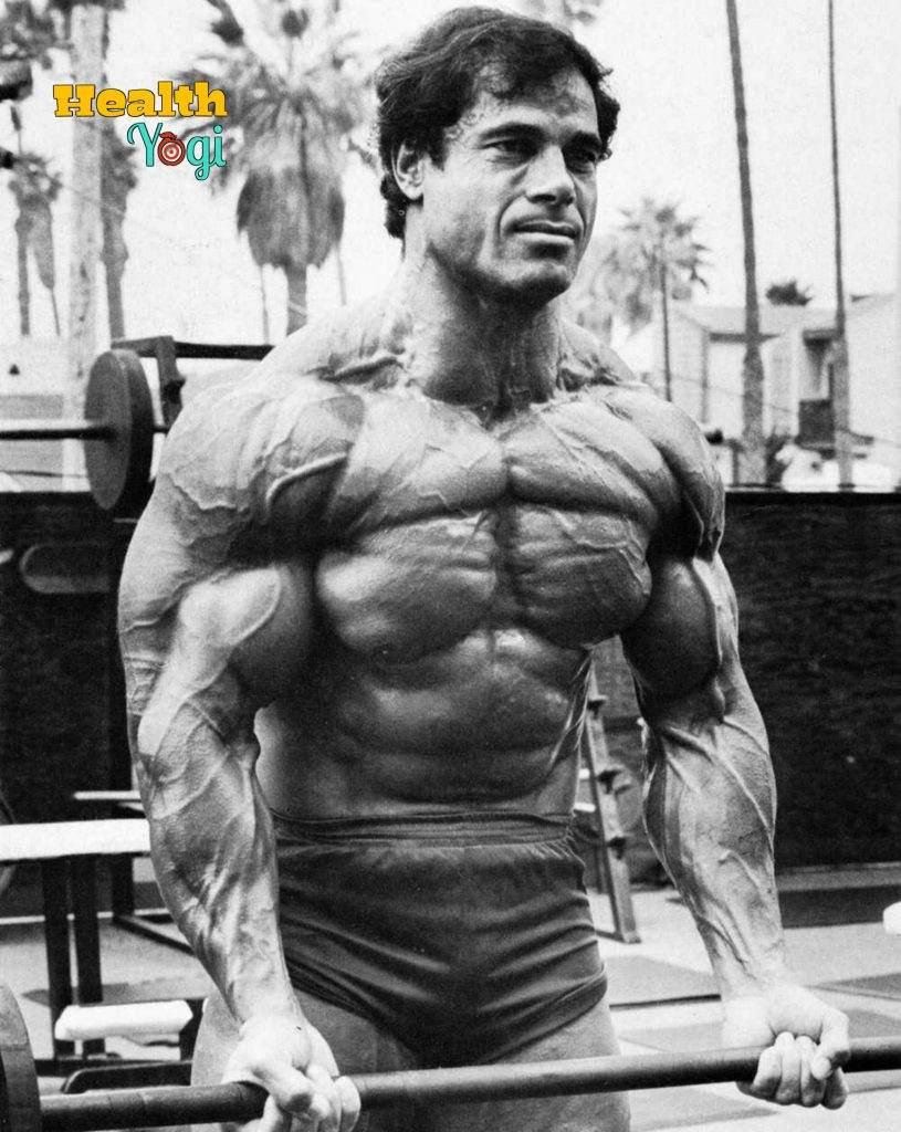 Franco Columbu bodybuilding HD photos