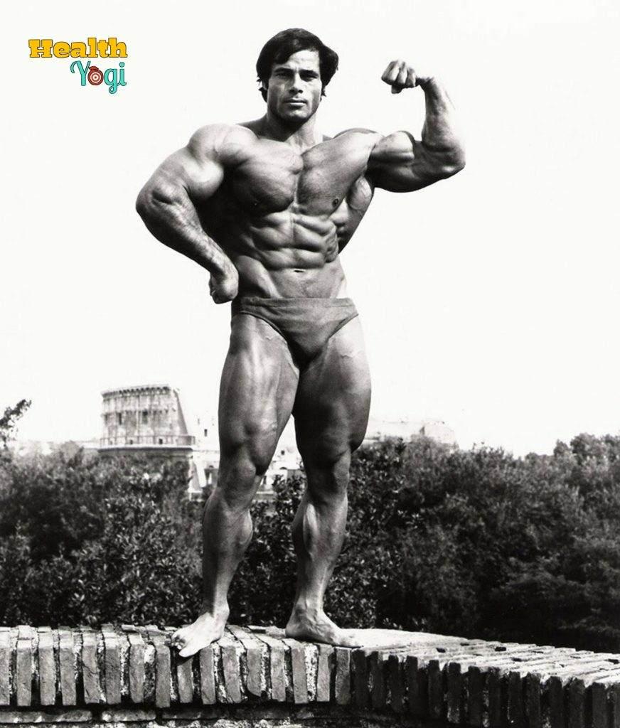 Franco Columbu biceps HD Photo