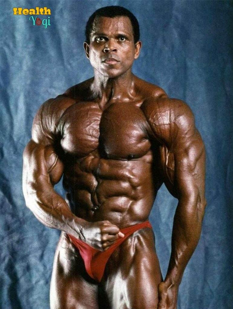 Serge Nubret motivation for bodybuilding