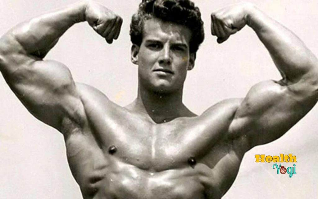 Steve Reeves workout routine