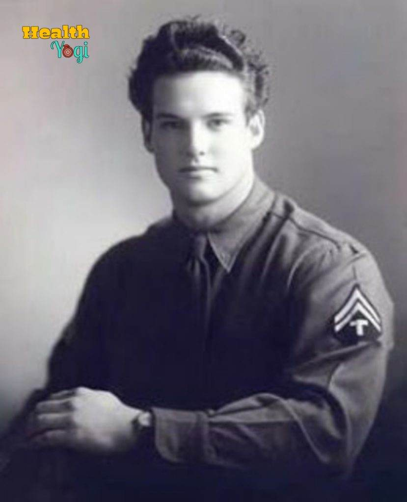 Steve Reeves early life photo