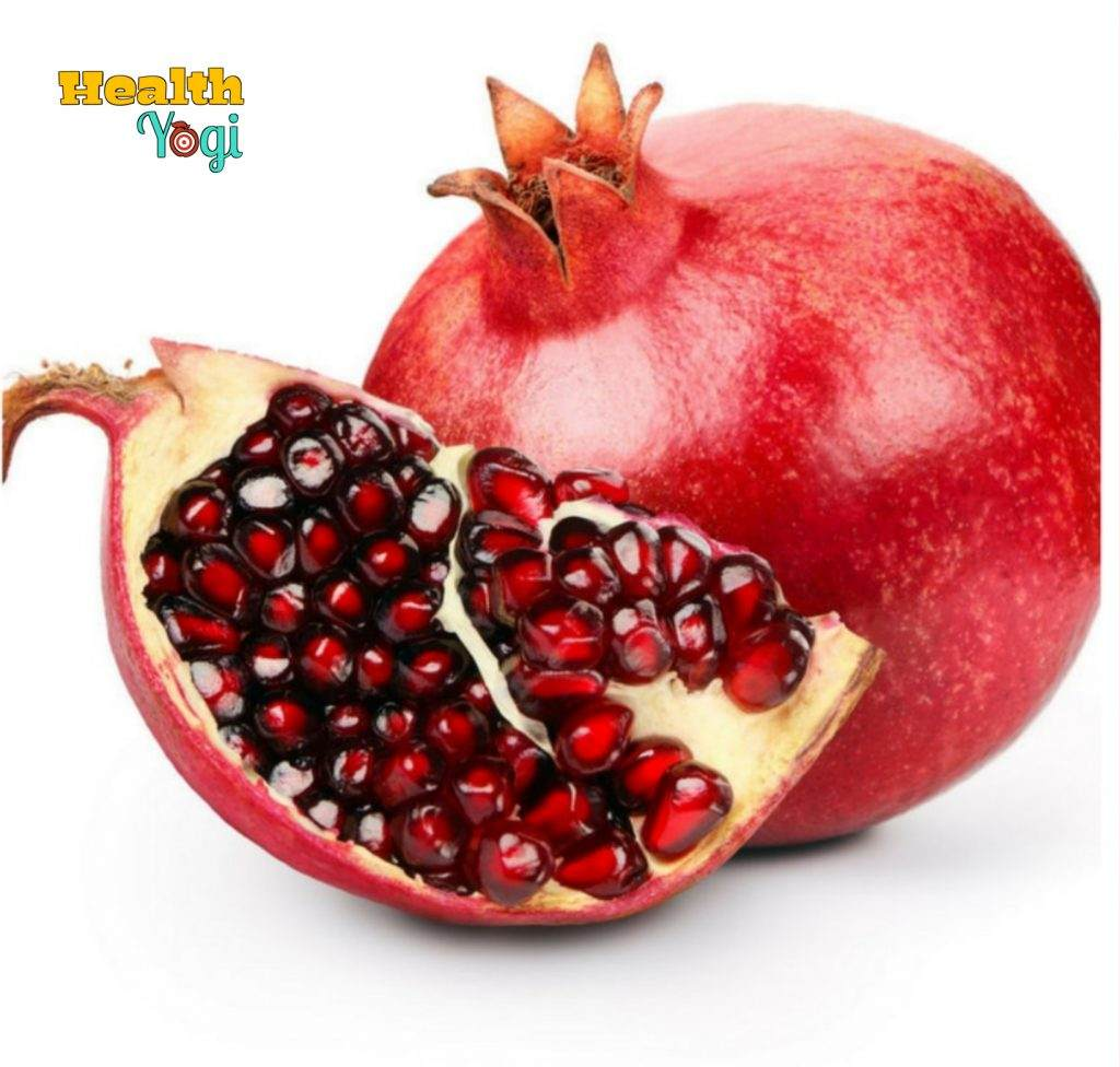 Are pomegranates good for acne?