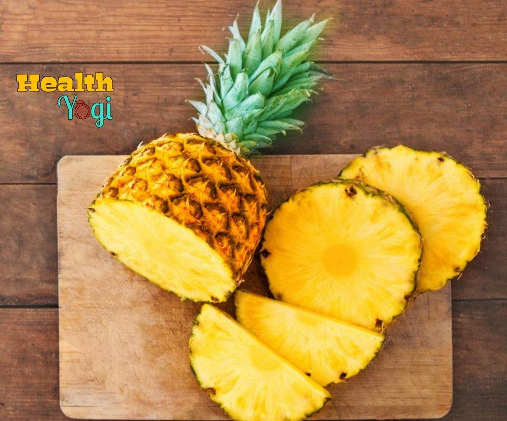Can Pineapple whiten your skin? What does pineapple do to your face?