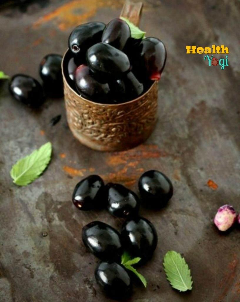 Is black jamun good for Diabetes?
