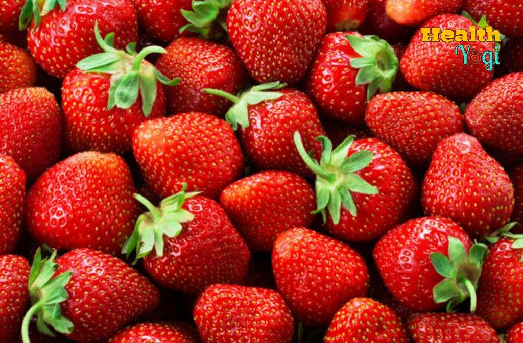 Strawberry Benefits For Skin |  Strawberry For Skin Whitening