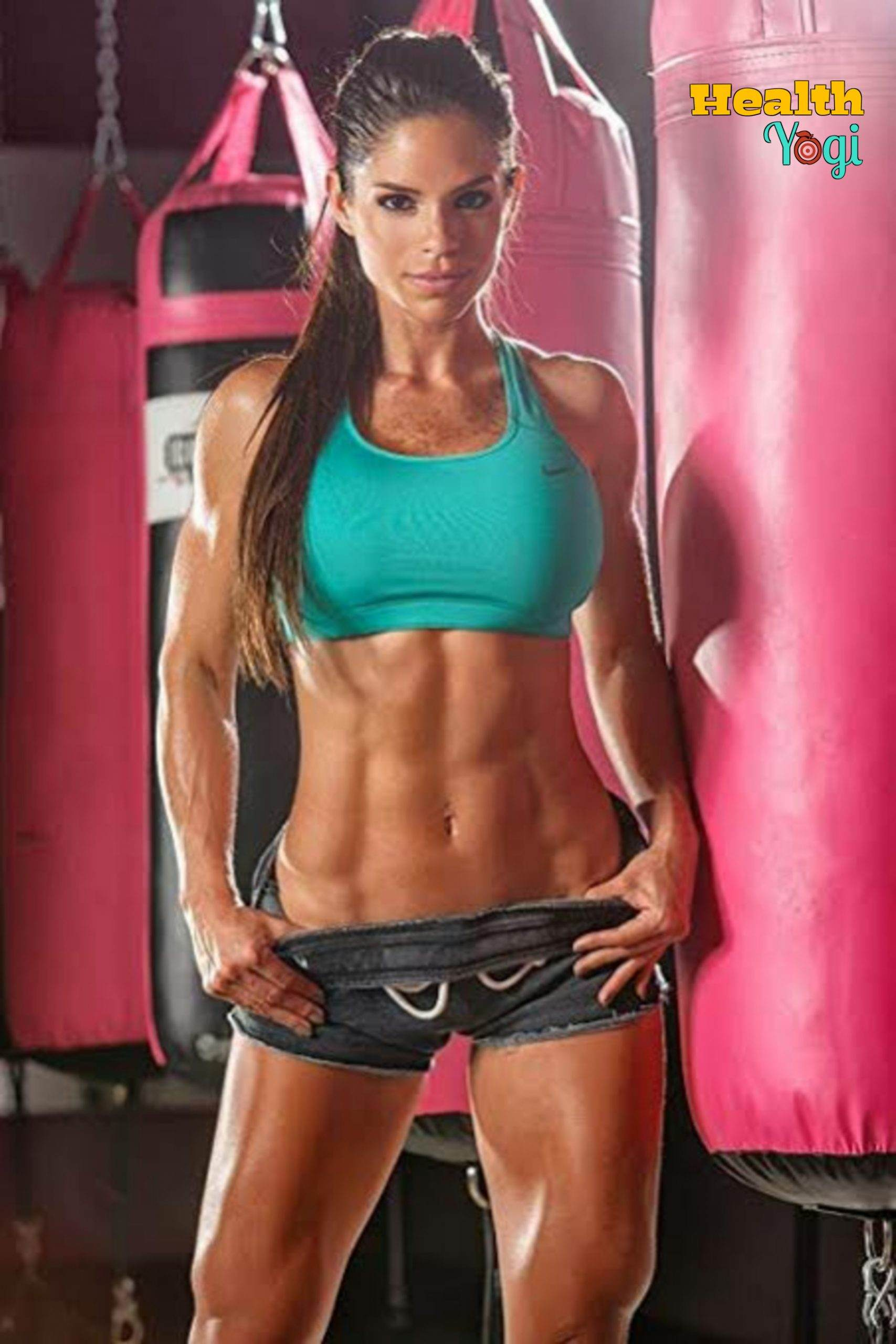 Michelle Lewin Workout and Diet Plan