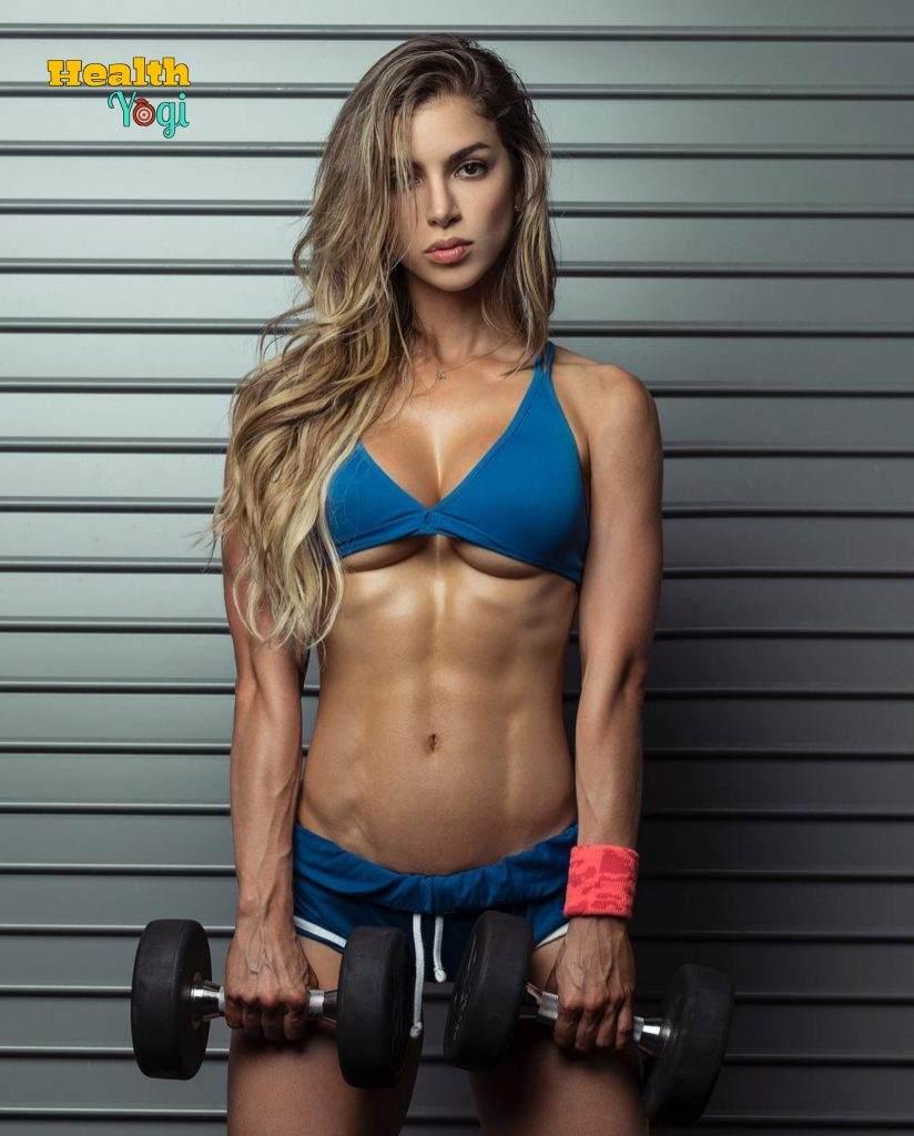 Anllela Sagra Workout Routine and Diet Plan