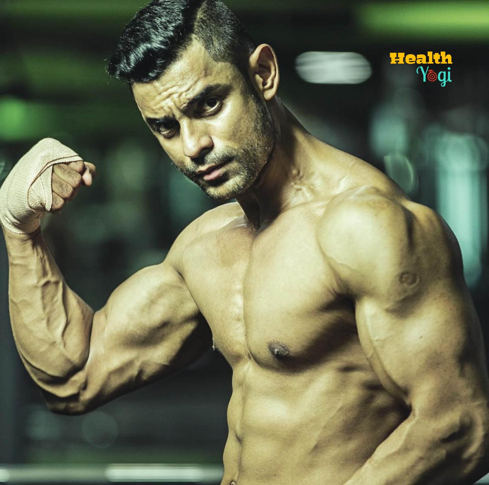 Bishnu Adhikari Workout Routine and Diet Plan | Body Statistics