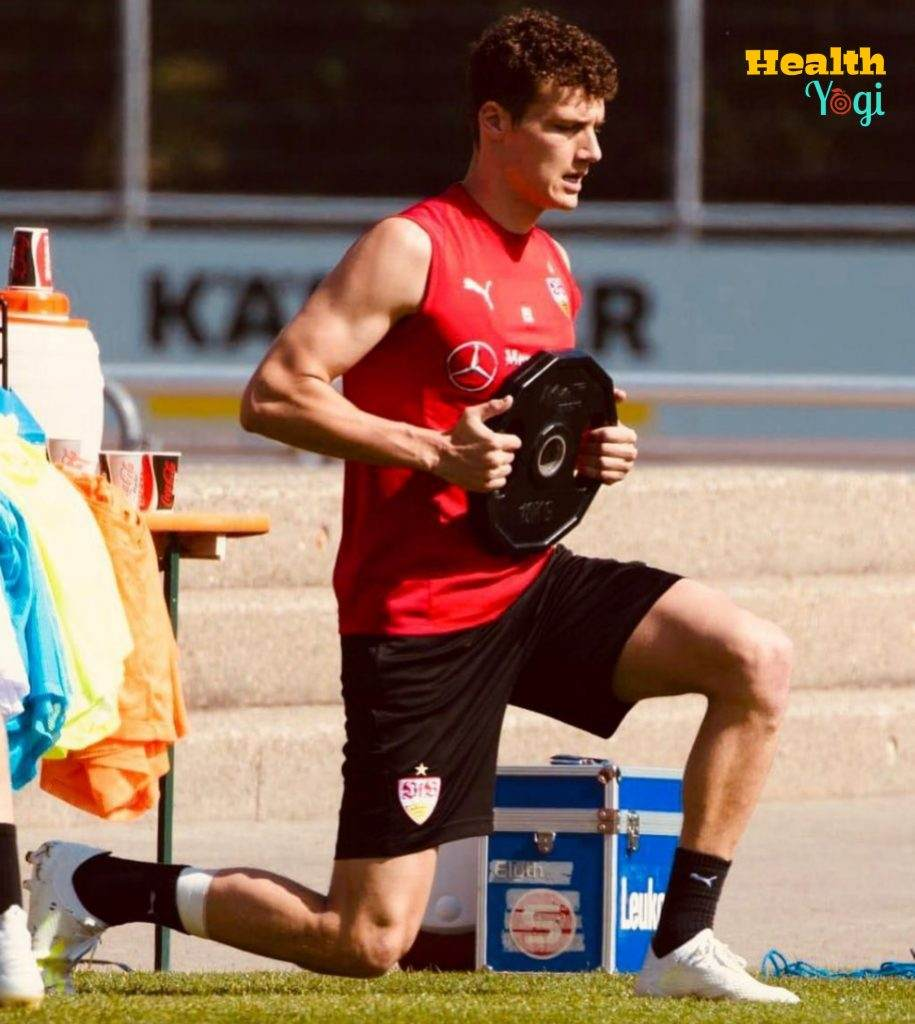 Benjamin Pavard Workout Routine and Diet Plan